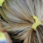 Hair Ties - Yoga Serenity C..