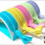 Hair Ties - Summer Splash C..
