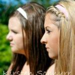 3 Elastic Headbands Earthy ..